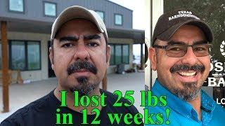 Weight loss challenge - The Barndominium Show E146