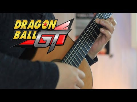 "Dragon Ball GT ""Opening"" Slow Version"