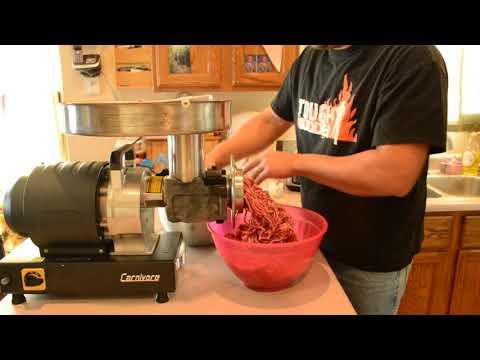 cabelas carnivore 1 hp meat grinder