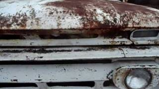 1962 Chevy Dump Truck