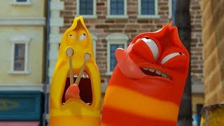 LARVA - FUNNY FACES | Cartoons For Children | LARVA Official