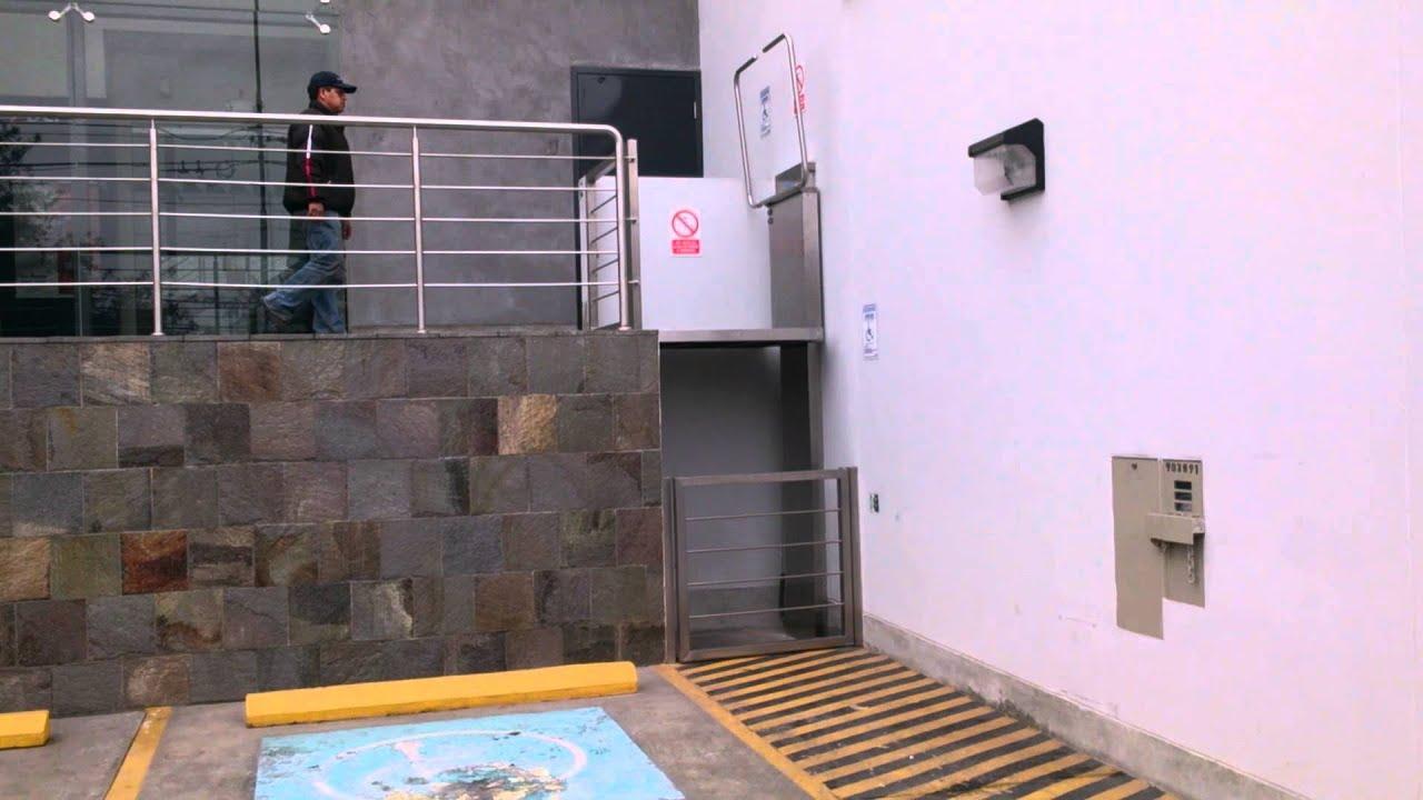 Elevador Para Discapacitados Per Lima