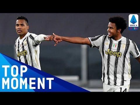 Alex Sandro hits brace!   Juventus 3-1 Parma   Top Moment   Serie A TIM