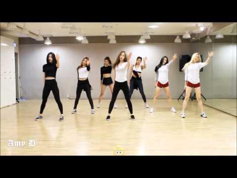 Brave Girls 'Deepened' Mirrored Dance Practice Ver 2