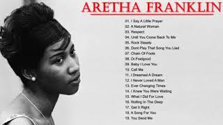 Aretha Franklin Greatest hits full album new 2018