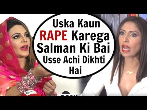 Rakhi Sawant SLAMS Pooja Mishra For ACCUSING Salman Khan In #MeToo Movement India Mp3