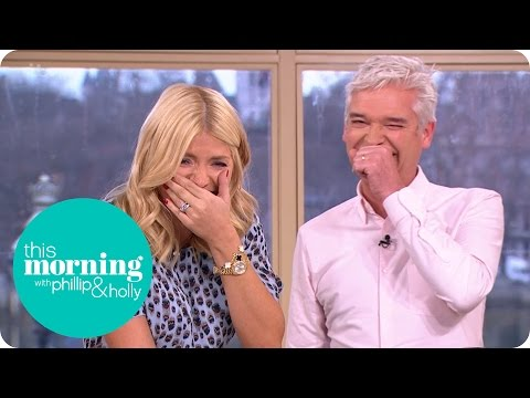 Phillip Schofield Makes Cheeky Soup Innuendo | This Morning