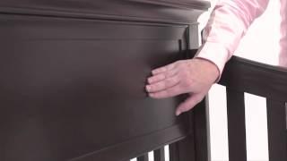 Larkin Fixed Gate 4-1 Crib Fall 2012