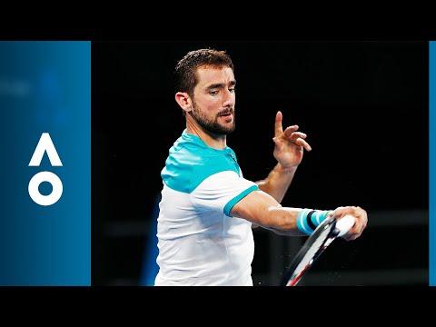 Ryan Harrison v Marin Čilić match highlights (3R) | Australian Open 2018