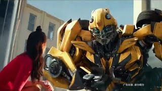 TRANSFORMERS 5 (2017 | Bumblebee VS Barricade Promotion Trailer