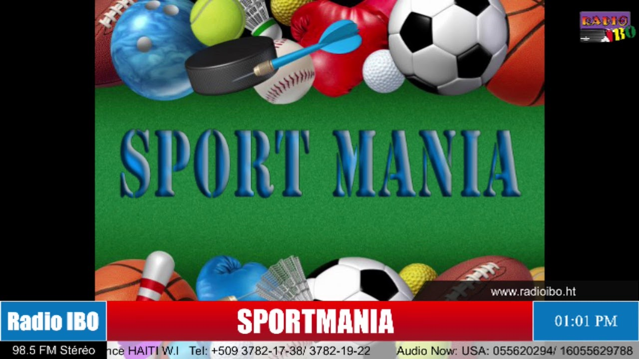 Download EMISSION I SPORT MANIA | 27 AVRIL 2021