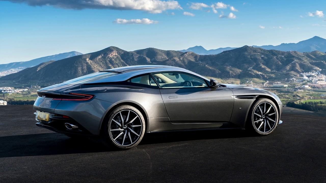 Aston Martin 2017 Db9