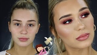 Makeup Tutorial Using $2000 Worth Of Products!