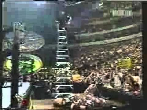 WWF Summerslam 2000 - TLC - Tag Team Titles Match -  Dudley Boyz vs Hardy Boys ys Edge & Christian