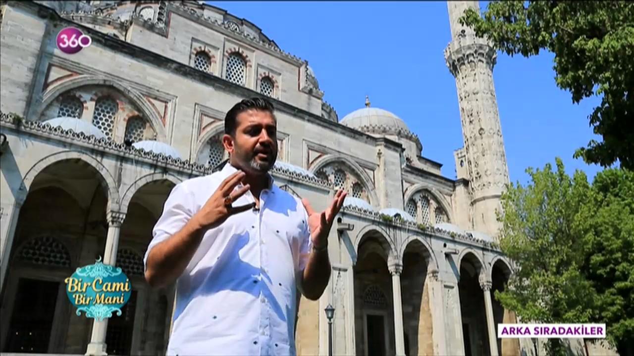 Bir Cami Bir Mani / Şehzade Camii 13 06 2017