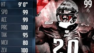MOST FEARED 9