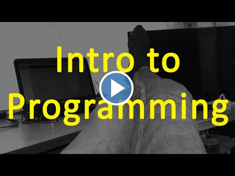 22 Conditional Statements - Intro to Programming