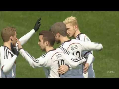 PES 2016 – UEFA Euro 2016 – Ireland vs Germany Gameplay (PS4 HD) [1080p60FPS]