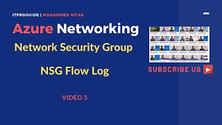How to Enable NSG Flow logs | Network Security Group | Azure Networking | Video 5
