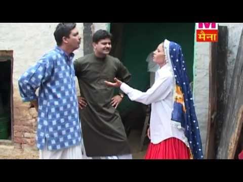Haryanvi Comedy   Desi Police Choki I Rammehar Randa Rajesh Thukral   Haryanvi Comedy Natak 2017