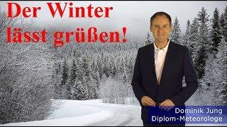 Winter am Wochenende: Wo gibt es Schnee und Glätte? Nächste Woche wieder warm! (Mod.: Dominik Jung)