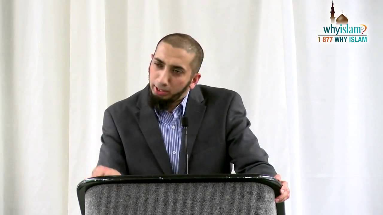 Shaytan's Honey Trap ᴴᴰ - Very Funny - Nouman Ali Khan