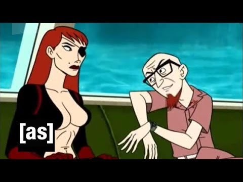 Russian Mail Order Bride | The Venture Bros. | Adult Swim