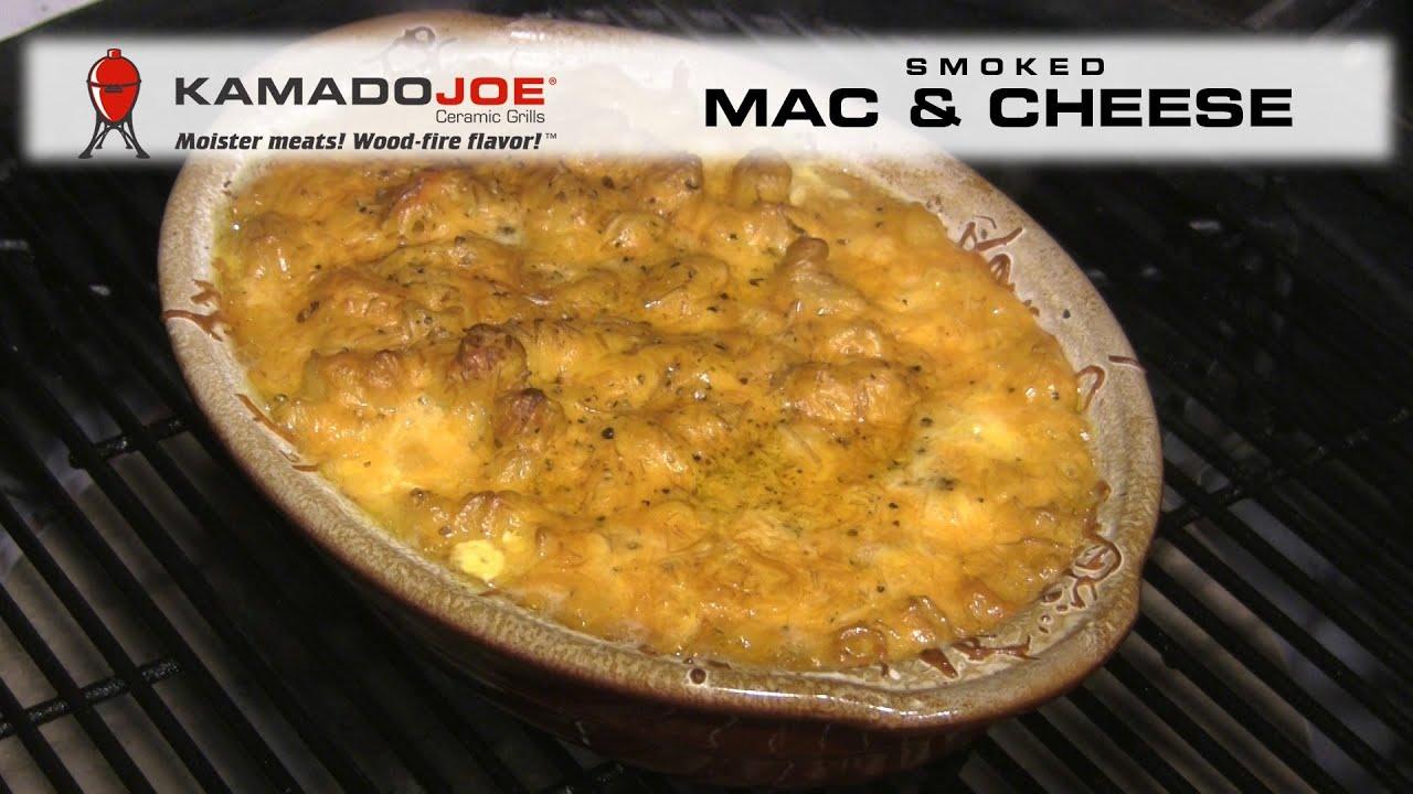 Smoked Macaroni and Cheese - YouTube