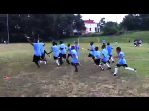 GOAL!!!! Kelly Miller Summer Camp 2011