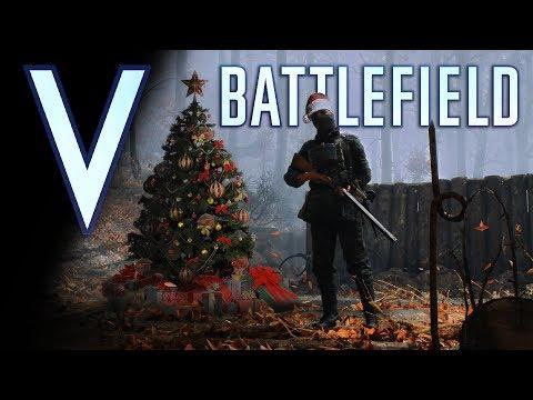 Frohe Weihnachten ★ BATTLEFIELD 5 ★ Battlefield V ★46★ Multiplayer PC Gameplay Deutsch German thumbnail