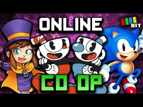 Cuphead, A Hat in Time and Sonic Mania ONLINE with Nathaniel Bandy [TetraBitGaming]