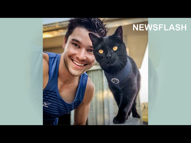 Influencer Tells Story Behind Viral Adventures With Beloved Pet Cat