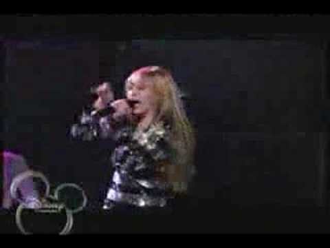 Hannah Montana- Rockstar OFFICIAL Music Video (HQ)