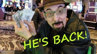 WE'RE BACK!!  HE'S BACK!!!! ★ ARI AT ARIA : THE SEQUEL