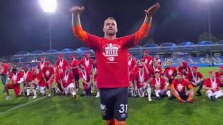 Slavia - Jablonec 3:1 - PRVENSTVÍ V POHÁRU PO 16 LETECH! (9.5.2018)