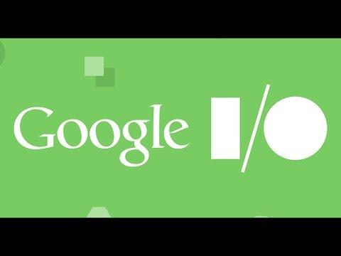 Tường thuật trực tiếp Google I/O 2017
