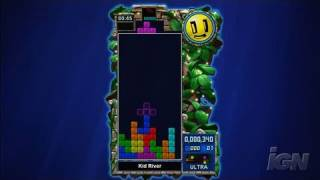 Tetris Evolution Xbox 360 Gameplay - Ultra Mode