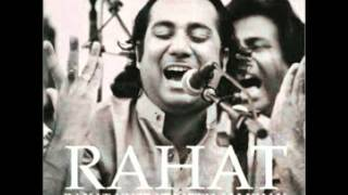 Rahat Fateh Nusrat Ali Khan - Ali Dum Dum (Ali in my soul)