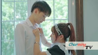 Maid Sama - Cute Love Story | 少爷的女仆大人 . 完结 . Chinese Drama . Short Film