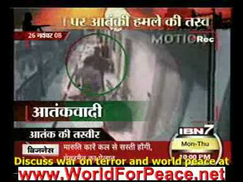 CCTV live footage of Mumbai terror attacks in Hotel Tajmahal Travel Video