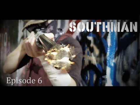 SOUTH MAN #6 - Post Apocalyptic Short Films