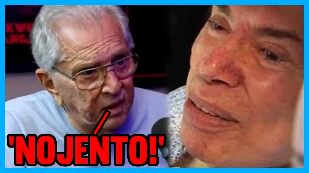 CARLOS ALBERTO DETONA SILVIO SANTOS EM PODCAST