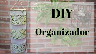 DIY – Organizador de Parede Multiuso