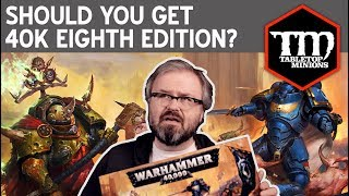 Should You Get Warhammer 40k Eighth Edition?