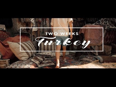 Two Weeks Turkey Travel