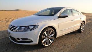 2014 Volkswagen CC Test Drive