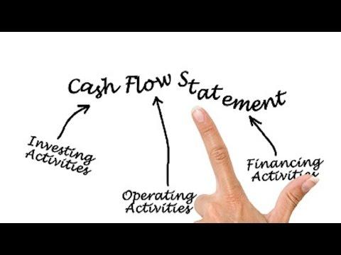 AXC Finance course - #8 - Cash Flow Statement cash management