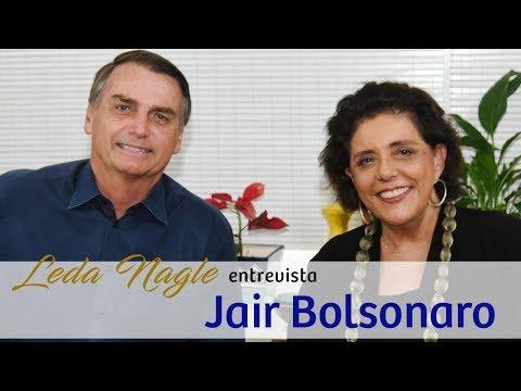 Com a palavra Jair Bolsonaro