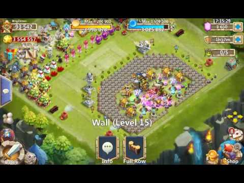 Castle Clash (My First Evolution)