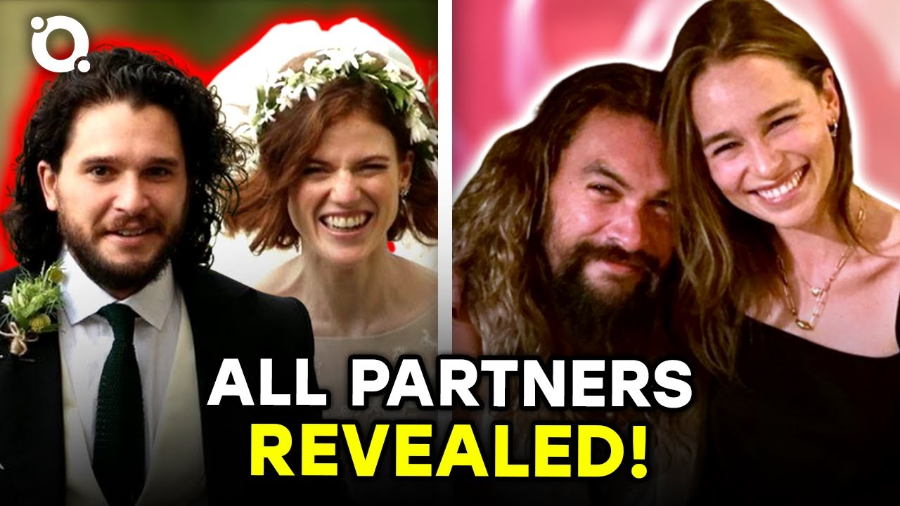 game of thrones cast dating in real life